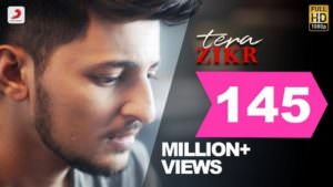 Tera Zikr - Darshan Raval translations
