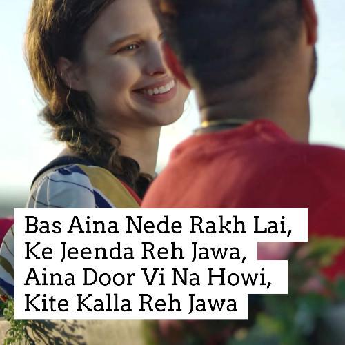 happy raikoti zinda song 2 quotes