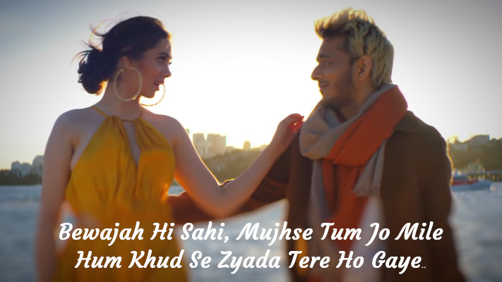 tanishk bagchi khud se zyada song translation lyrics