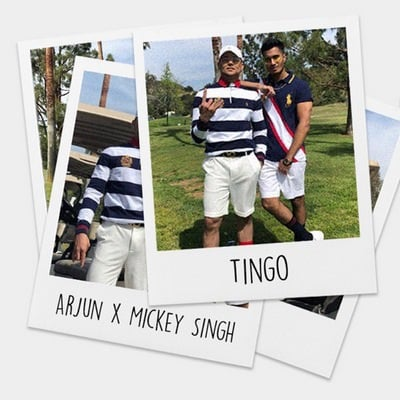 Arjun & Mickey Singh tingo lyrics