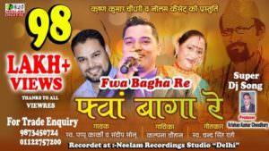 Dance Song - Fwa Bagha Re lyrics