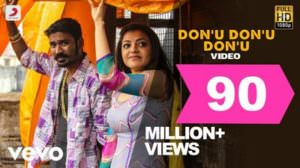 Donu Donu Donu Lyrics | Translation | Maari | Dhanush