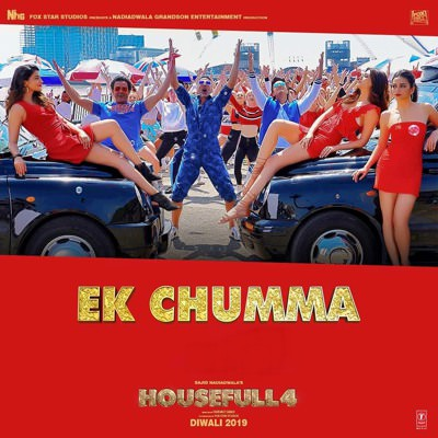 Ek Chumma hindi lyrics housefull 4