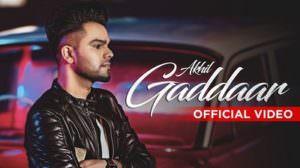 Gaddar Lyrics – Akhil feat. Ikka | BOB