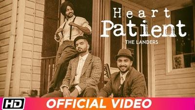 Heart Patient The Landers lyrics