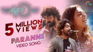 Paranne Lyrics Translation | Koode | by Benny Dayal, Raghu Dixit