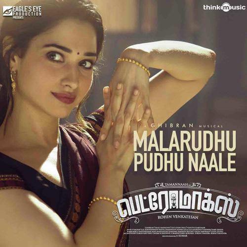 Malarudhu Pudhu Naale lyrics Petromax by Roshini