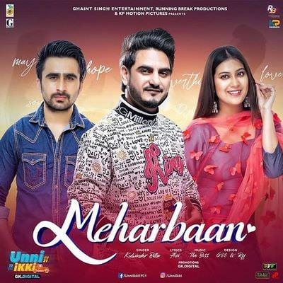 Meharbaan (Unni Ikki) Kulwinder Billa lyrics