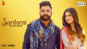 Sardarni Lyrics – Gulab Sidhu | Punjabi Song
