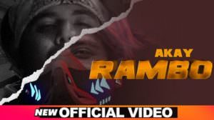 Rambo Lyrics –  A-Kay | Western Penduz | Punjabi Song