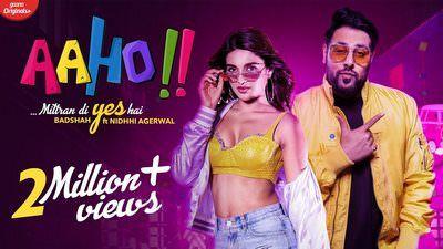 Aaho Mitran Di Yes Hai Lyrics – Badshah