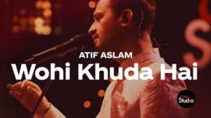 Wohi Khuda Hai Lyrics (with Translation) | Atif Aslam | Coke Studio