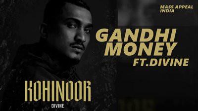 DIVINE - GANDHI MONEY lyrics