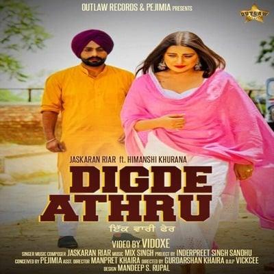 Digde Athru Jaskaran Riar lyrics