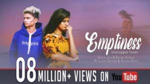 Emptiness (Cover) Lyrics – Arishfa Khan | Lucky Dancer
