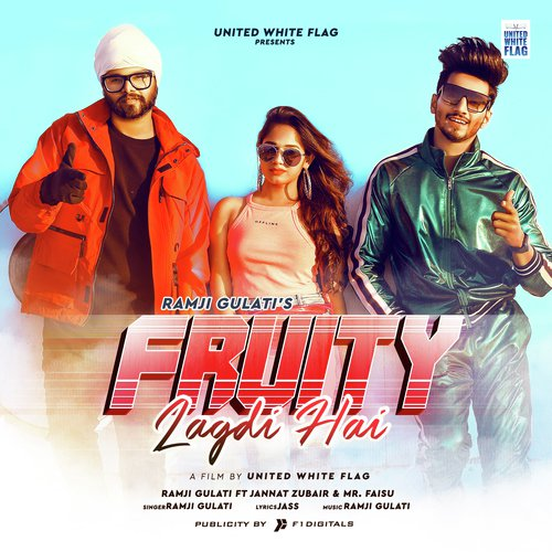 Fruity Lagdi Hai lyrics english by Ramji Gulati