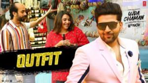 "Outfit Song Lyrics – Guru Randhawa | (From ""Ujda Chaman"")"