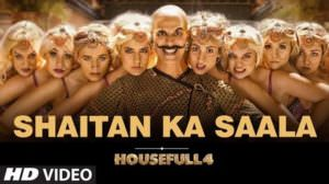 "Shaitan Ka Saala Lyrics – (From ""Housefull 4"") 