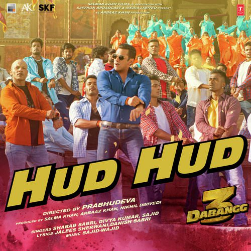 Hud Hud dabang (From Dabangg 3) translation
