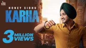Karha Song Lyrics – Honey Sidhu | G Guri