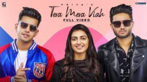 Tera Mera Viah Lyrics – Priya | Jass Manak | Rav Dhillon