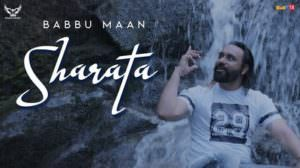 Sharata Song Lyrics – Babbu Maan | Pagal Shayar (Album)