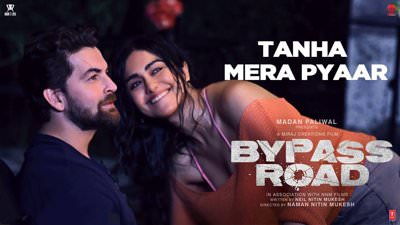 Tanha Mera Pyaar Bypass Road hindi lyrics