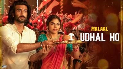 Udhal Ho song lyrics Malaal