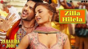 Zilla Hilela Lyrics Translation | Jabariya Jodi | Sidharth Malhotra