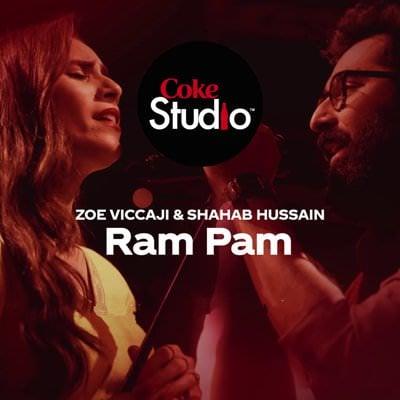 ram pam - zoe viccaji & shahab hussain