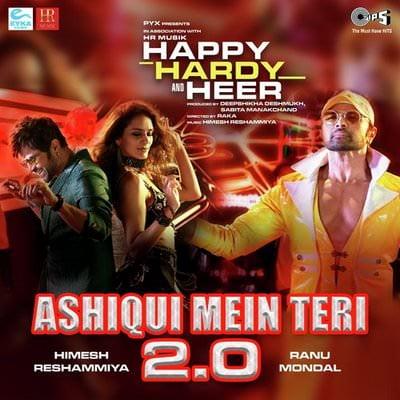 Aashiqui Mein Teri 2.0 lyrics ranu mondal himesh