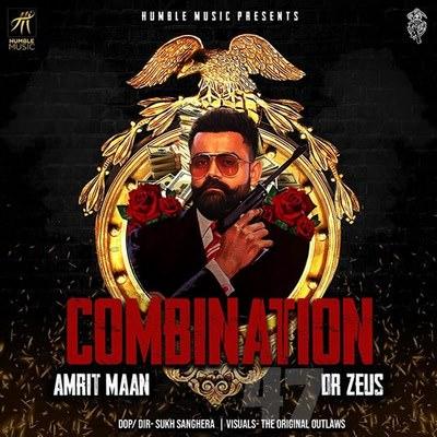 Amrit Maan combination punjabi song lyrics