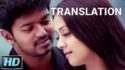 Azhagooril Poothavale Tamil Romantic Song lyrics Vijay & Jyothika