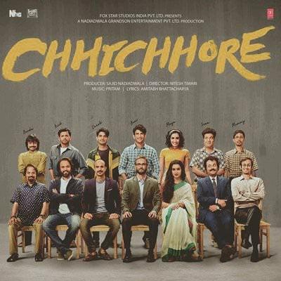 Chhichhore-Hindi-fikar not lyrics english