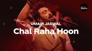 Chal Raha Hoon Lyrics with Translation | Umair Jaswal | Coke Studio 12