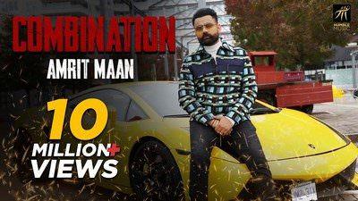 Combination Lyrics (Punjabi Song) – Amrit Maan | Dr Zeus
