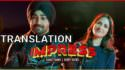 Impress Ranjit Bawa lyrics english