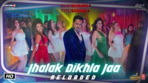 Jhalak Dikhla Jaa Reloaded Lyrics in Hindi, English | The Body (Film)