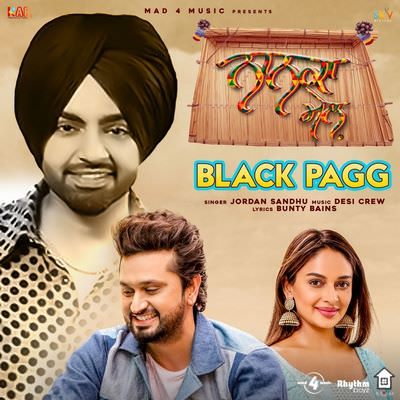 Jordan Sandhu lyrics black pagg