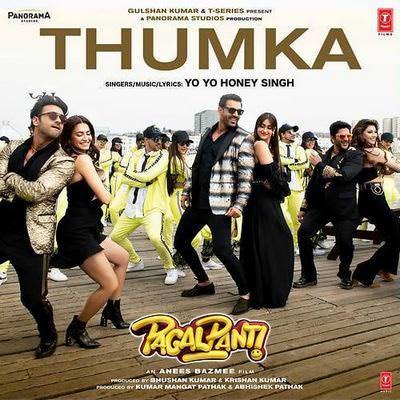 Thumka (Pagalpanti) lyrics