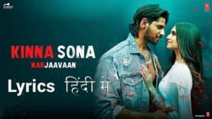 Jubin Nautiyal – Kinna Sona Tenu Rab Ne Banaya | Hindi Lyrics