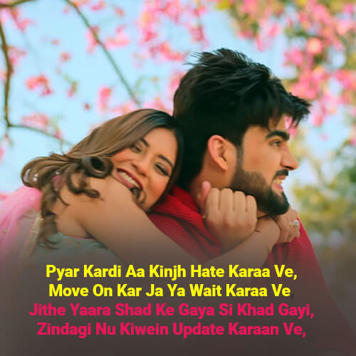lyrics MOVE ON - Inder Chahal ft. Rajat Nagpal
