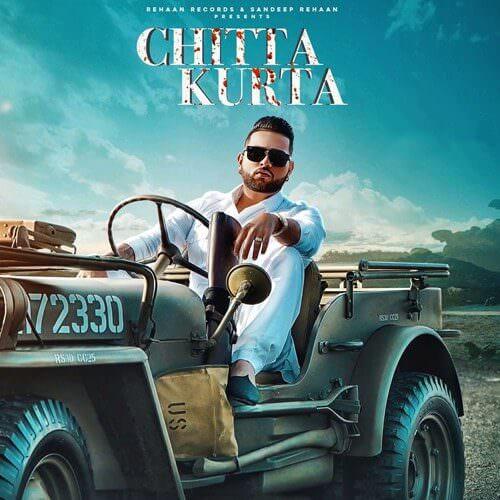 Chitta Kurta - Karan Aujla song lyrics Gurlez Akhtar