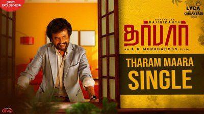 DARBAR (Tamil) film Tharam Maara Single Lyrics