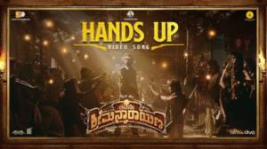Hands Up Lyrics (Kannada Song) – Avane Srimannarayana (Film)