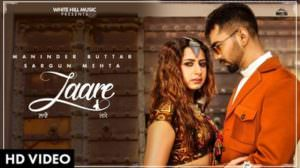 Maninder Buttar – Laare Lyrics Translation | Sargun Mehta