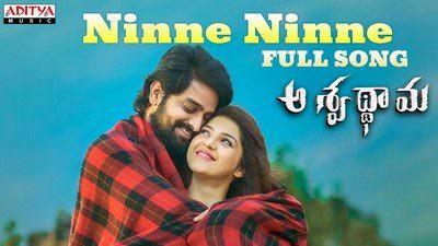 Ninne Ninne Lyrics – Aswathama (Telugu) Movie | Armaan Malik