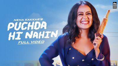 PUCHDA HI NAHIN - Neha Kakkar song lyrics