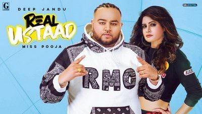 Real Ustaad Lyrics – Deep Jandu Feat. Miss Pooja | Down To Earth
