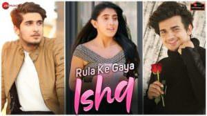 Rula Ke Gaya Ishq Tera Lyrics (Hindi) – Bhavin | Sameeksha | Vishal